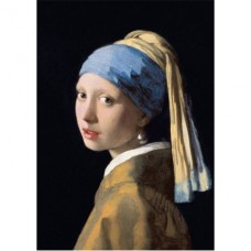 Poster The girl with the paerl earring Johannes Vermeer